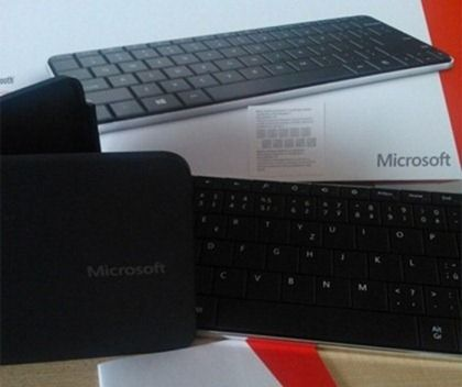 Se filtran las primeras imágenes del ratón y teclado Microsoft Wedge 29