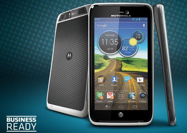 Motorola Atrix HD, otro superphone con Android 29