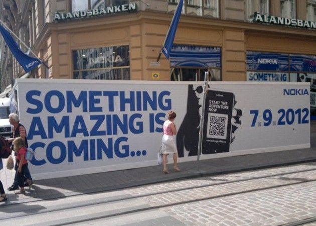 Primer Nokia con Windows Phone 8 el 7 de septiembre 30