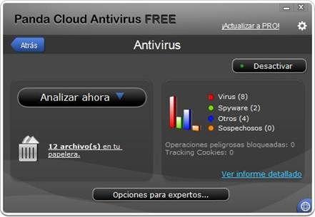 Panda Cloud Antivirus 2.0 en descarga gratuita 31