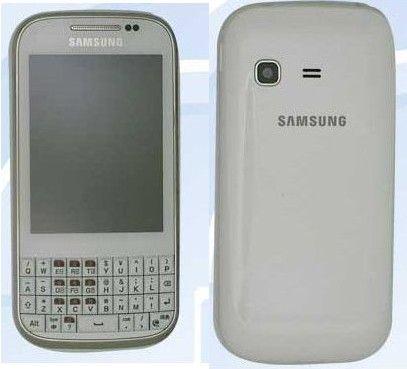 Samsung GT-B5330 con teclado QWERTY y Android ICS 29
