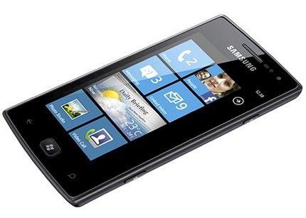 Smartphones Windows Phone 8 de Samsung: Odyssey y Marco 30