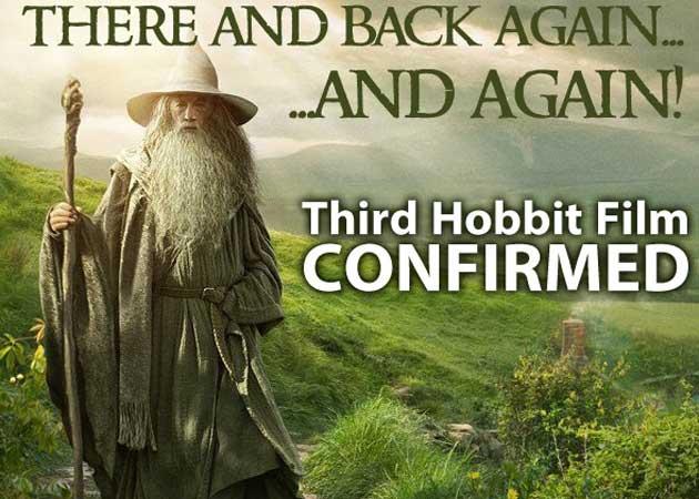 Peter Jackson confirma que el Hobbit será una trilogía 31