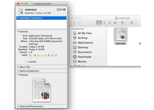 Cuidado con los correos de apoyo a activistas políticos, en Mac y Windows 28