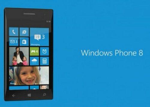 Windows Phone 8: RTM en septiembre, terminales en noviembre