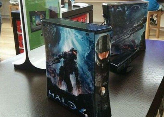 Aquí está la edición especial Xbox 360 para Halo 4 30