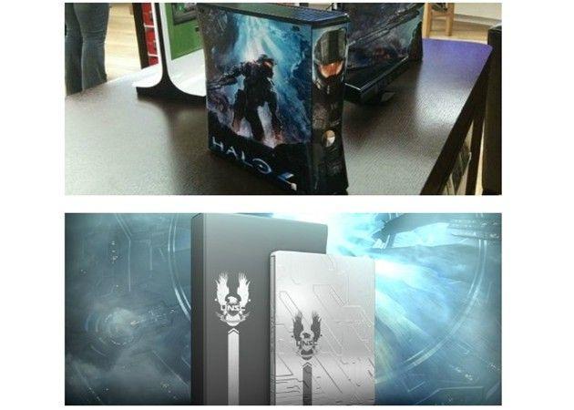 Aquí está la edición especial Xbox 360 para Halo 4 31