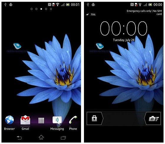 Nuevo smartphone Sony Xperia LT30p, filtrado 29