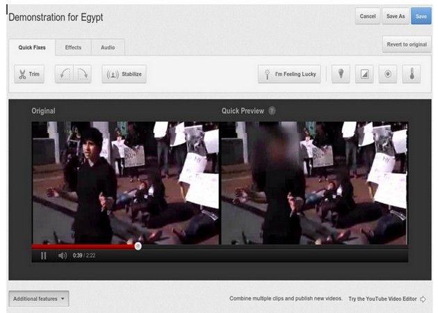 YouTube implementa difuminado de caras para anonimato visual 29