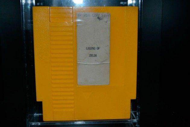 Subastan un prototipo de The Legend of Zelda para NES por 122.000 euros 30
