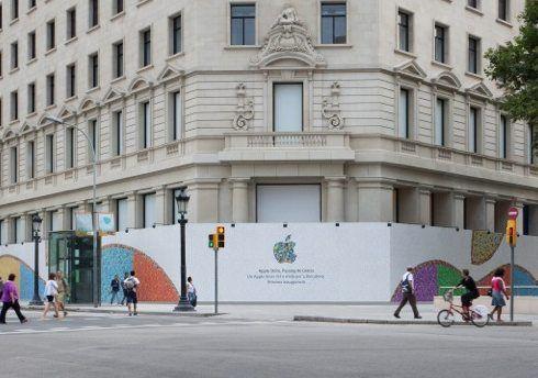 Apple abrirá una Apple Store en Passeig de Gràcia 1 de Barcelona