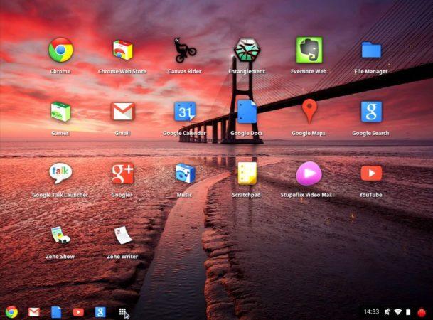 Chrome OS 20.x pasa al canal estable 30