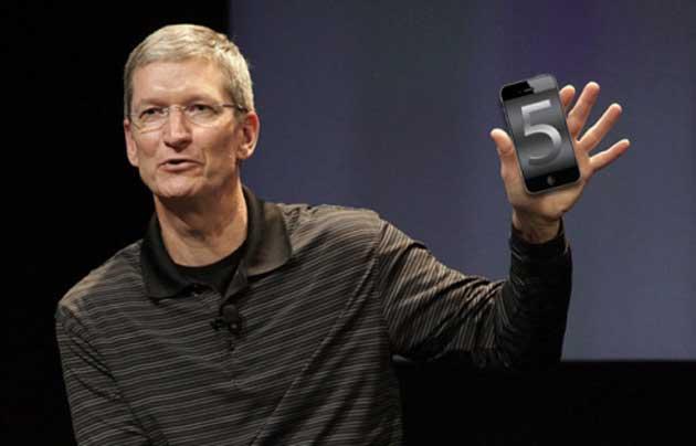 Tecnología In-Cell en el iPhone 5: pantalla más grande y delgada 29