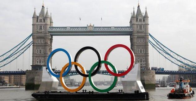 Evolución de los carteles de los Juegos Olímpicos desde 1896