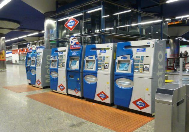 Billetes gratis de tren / Metro en España 29