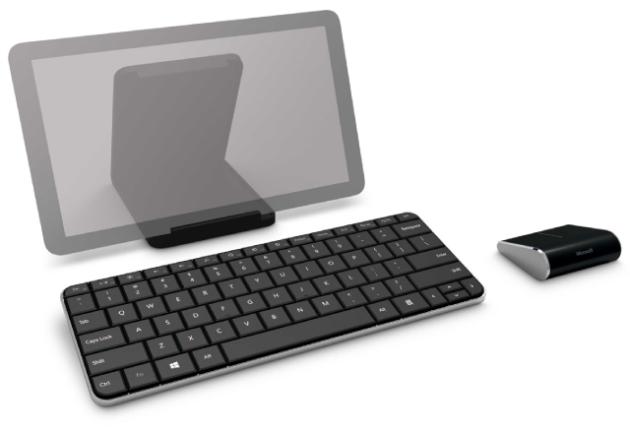 Teclados y ratones de Microsoft para Windows 8 30