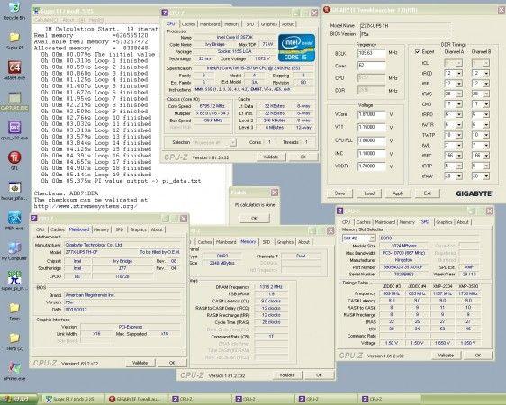 Frecuencia estable: 6,8 GHz