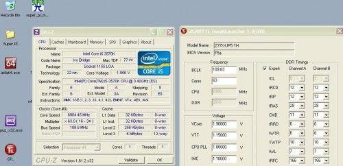 Récord overclock 6,9 GHz