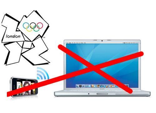 El tethering Wi-Fi está prohibido en los Juegos Olímpicos de Londres 2012 30