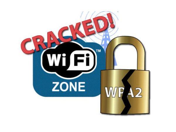 Descifrar WPA2 es posible en menos de un día 28