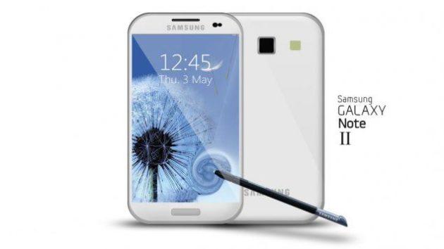 Samsung Galaxy Note 2 verá la luz en IFA 2012, el 29 de agosto 36