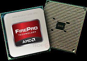 AMD lanza su APU profesional AMD FirePro 30