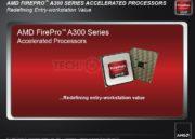 AMD lanza su APU profesional AMD FirePro 38