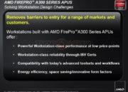 AMD lanza su APU profesional AMD FirePro 46