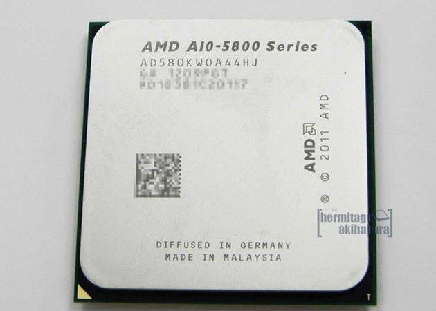 AMD Trinity de escritorio estará disponible el 1 de octubre 29