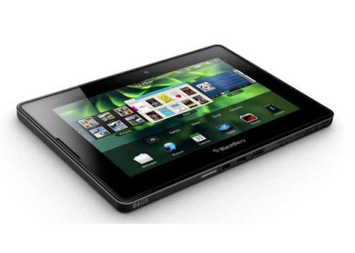 BlackBerry PlayBook 4G con conectividad LTE 29