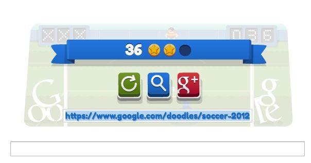 Para penaltis con el nuevo Doodle interactivo y olímpico de Google 32