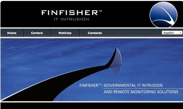"""FinFisher: el troyano oficial y """"legal"""" de agencias gubernamentales"""