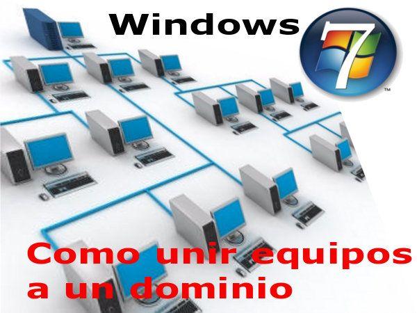 Cómo conectarse a un dominio desde Windows 7 29