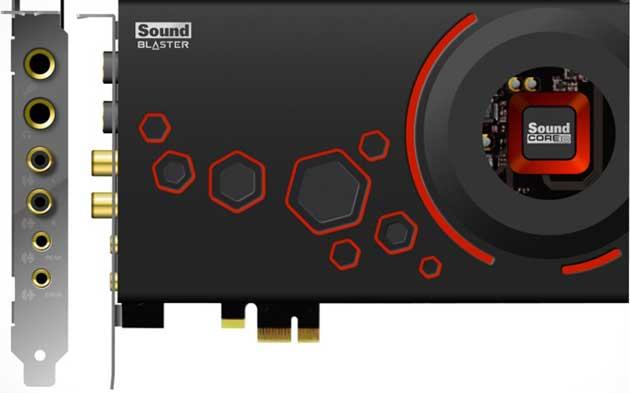 Creative presenta nuevas tarjetas de audio Sound Blaster serie Z 29