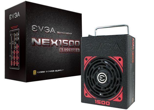 EVGA SuperNOVA NEX1500, el no va más en fuentes de alimentación 29