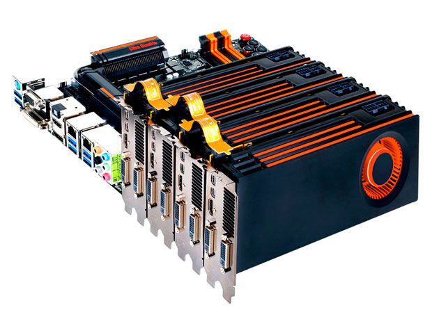 GIGABYTE presenta su nueva placa base Z77X-UP7