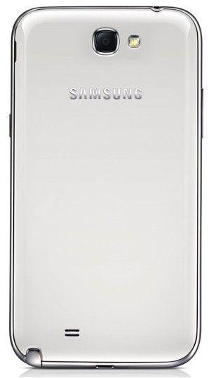 Samsung presenta el Galaxy Note II y es impresionante 32