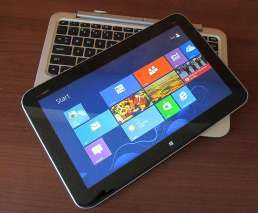 HP ENVY x2, interesante híbrido con Windows 8 31