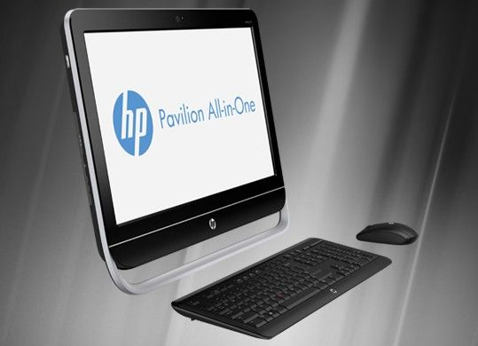 HP Pavilion 23-1000z, AIO con AMD Trinity 33