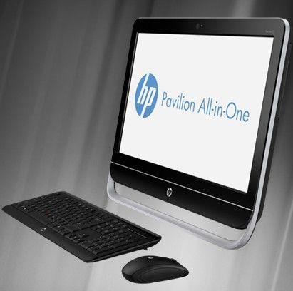HP Pavilion 23-1000z, AIO con AMD Trinity 32