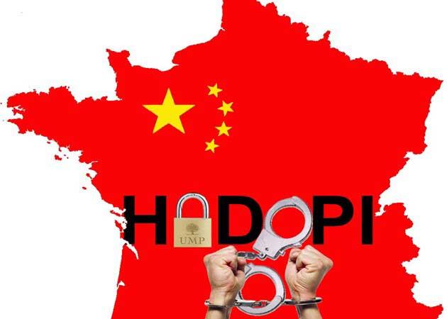 Francia podría suspender la Ley antipiratería Hadopi 31