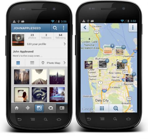 Instagram 3.0: posicionamiento de fotos en el mapa, renovada UI y mucho más 32