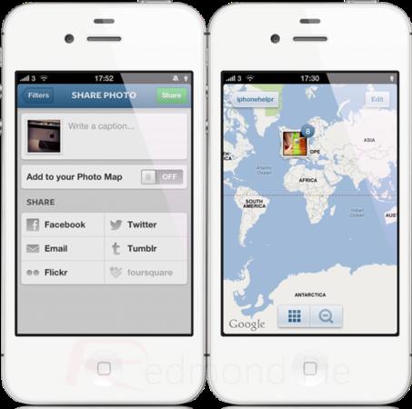 Instagram 3.0: posicionamiento de fotos en el mapa, renovada UI y mucho más 31