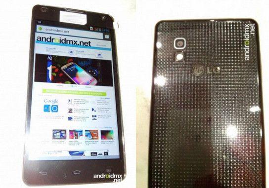 LG presenta el superphone Optimus G 27