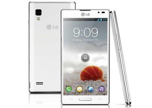 LG presenta el Optimus L9 para Android 28