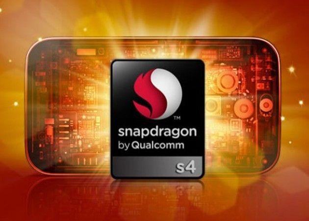 Smartphone LG con súper chip Snapdragon S4 Pro 32