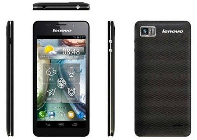 Lenovo impresiona con el lanzamiento del LePhone K860 29