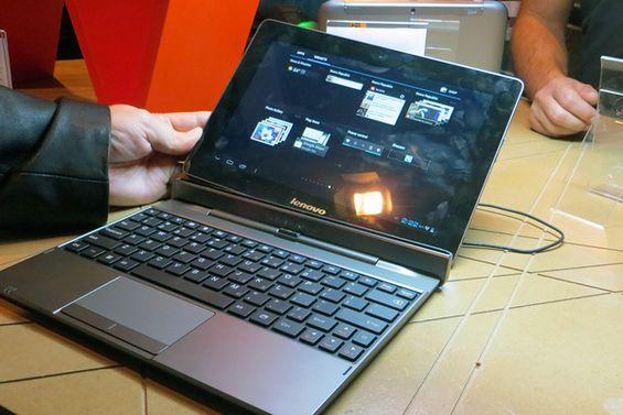Lenovo presenta tres tablets IdeaPad con Android 37