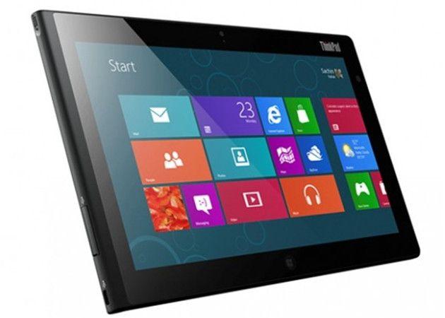 Lenovo confirma bajos precios para tablets Windows RT 28