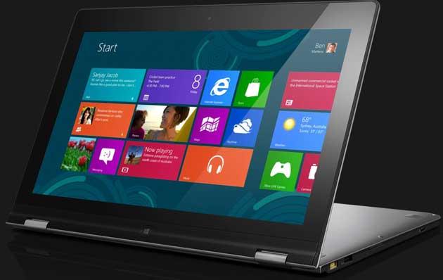 Lenovo presume del híbrido IdeaPad Yoga y anuncia su pronta llegada 28